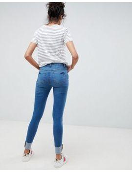 Parisian – Enge Jeans Mit Umschlag by Parisian
