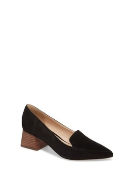 Edie Genuine Calf Hair Loafer by Sole Society