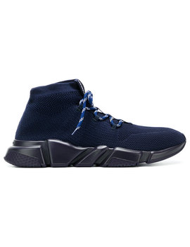 'bal Speed' High Top Sneakers Home Herren Schuhe Sneakers by Balenciaga