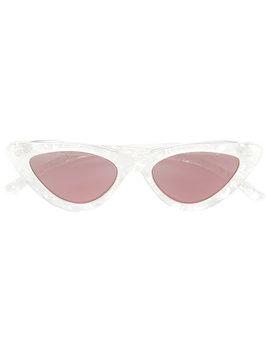 Cat Eye Shape Sunglasses Home Women Accessories Sunglasses by Le Specs