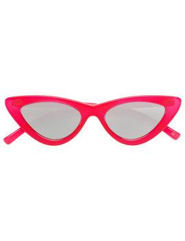 Le Specs X Adam Selman The Last Lolita Sunglasseshome Women Accessories Sunglasses by Le Specs