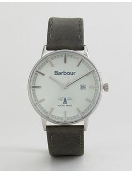 Barbour Whitburn Watch With Black Strap by Barbour