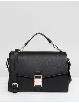Skinnydip Alva Black Cross Body Bag by Skinnydip