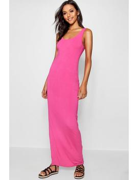 Tall Sandy Maxi Dress by Boohoo