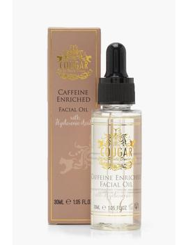 Caffeine Enriched Hyaluronic Acid Facial Gel by Boohoo