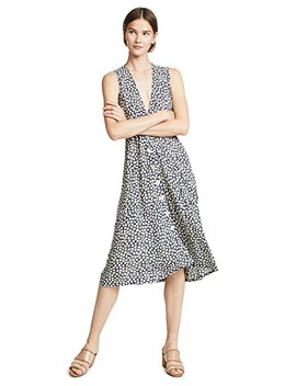Blohm Midi Dress by Faithfull The Brand