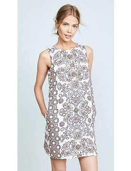 Hicks Garden Beach Dress by Tory Burch