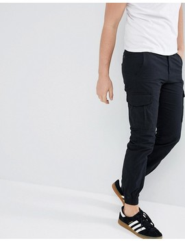 Produkt Cargo Trousers With Cuff by Produkt