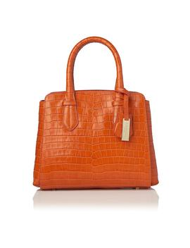 Cassandra Orange Bag by L.K.Bennett