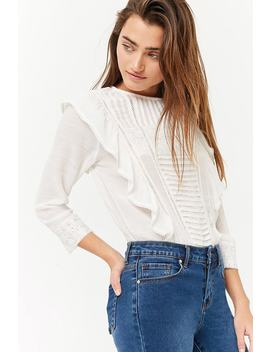 Top Met Volants by Forever 21