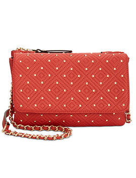 I.N.C. Quiin Double Gusset Crossbody, Created For Macy's by Inc International Concepts