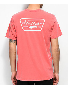Vans Full Patch Duberry T Shirt by Vans