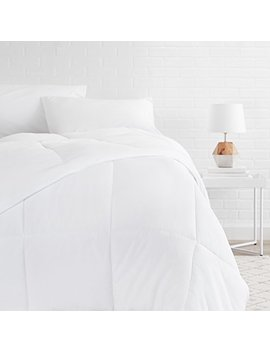 Amazon Basics Down Alternative Comforter, Twin by Amazon Basics