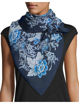 Ophelia Silk Twill Scarf by Liberty London