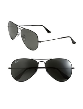 Phantos 50mm Round Sunglasses by Ray Ban