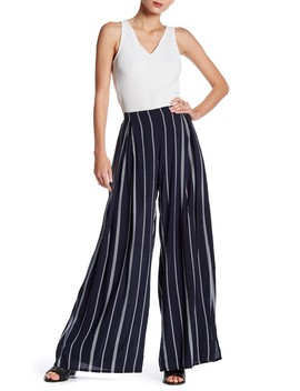 Striped Gaucho Pants by Dress Forum