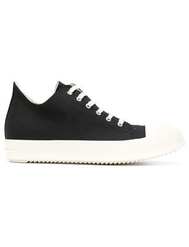 Ridged Sole Sneakers Home Uomo Scarpe Trainers by Rick Owens Drkshdw