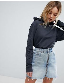 Cheap Monday   Hoodie à Logo by  Cheap Monday