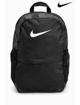 Nike Black Brasilia Backpack by Next