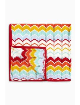 Multi Stripe Blanket (Newborn) by Next