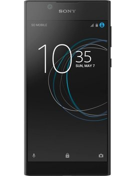 "Sony Xperia L1 G3313   16 Gb 5.5"" Lte Quad Core Factory Unlocked Smartphone   Black by Sony"