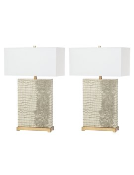 "Willa Arlo Interiors Maris 29.5"" Metal Table Lamp & Reviews by Willa Arlo Interiors"