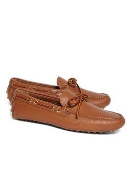 Tie Driving Moccasins by Brooks Brothers