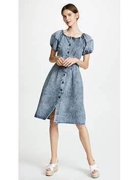 Jocelyn Acid Wash Dress by Sea