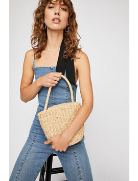 Sunday Funday Basket Bag by Free People