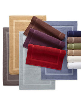 Royal Velvet® Luxury Egyptian Cotton Loops Tub Mat by Royal Velvet