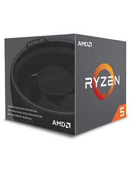 Amd Ryzen 5 2600 X Processor With Wraith Spire Cooler   Yd260 Xbcafbox by Amd