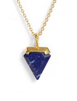Mini Shield Pendant Necklace by Missoma