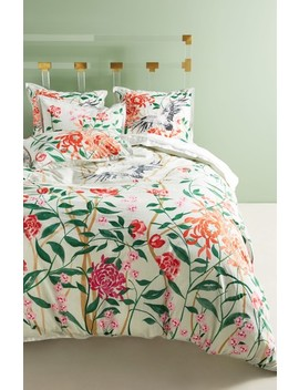 Wicklow Duvet Cover by Anthropologie