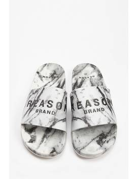 Men Reason Graphic Slides by Forever 21