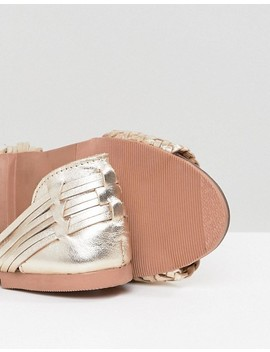 Oasis Braid Front Sandals by Oasis