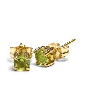 Jane Basch Birthstone Earrings by Jane Basch Designs