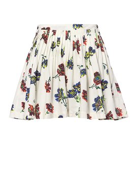 Alita Floral Shorts by Ulla Johnson