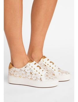 Poppy Lace Up   Trainers by Michael Michael Kors