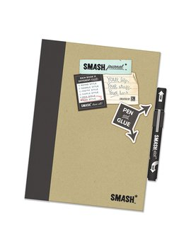 K&Company Smash Folio, Mod Black by K&Company