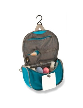 Sea To Summit   Travelling Light Hanging Toiletry Bag   Small by Rei
