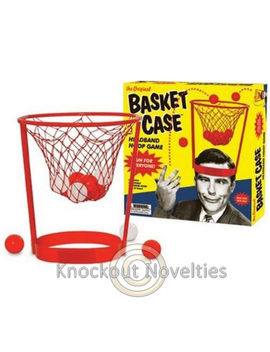 Basket Case Headband Hoop Game   Basketball Westminster 2003 by Westminster