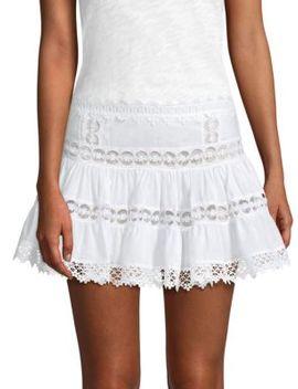 Greta Lace Skirt by Charo Ruiz Ibiza