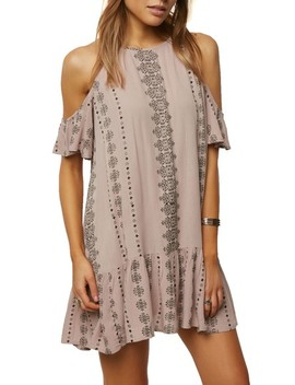 Landon Cold Shoulder Dress by O'neill