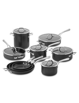 Calphalon Elite Nonstick 15 Piece Cookware Set by Williams   Sonoma