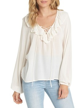 Jeweled Night Top by Billabong
