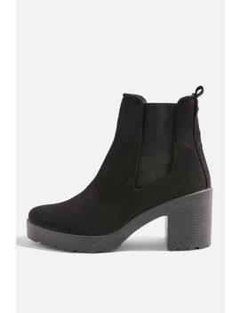 Unit Boots by Topshop
