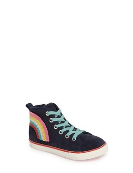 Embellished High Top Sneaker by Mini Boden