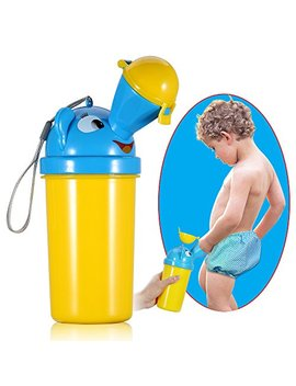 Onedone Portable Baby Child Potty Urinal Emergency Toilet For Camping Car Travel And Kid Potty Pee Training (Boy) by Onedone