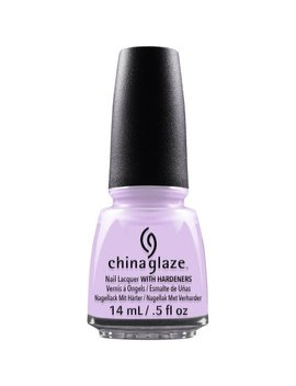 China Glaze Nail Lacquer With Hardeners, Sweet Hook, 0.5 Fl Oz by China Glaze