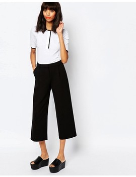 Monki Button Up T Shirt by Monki